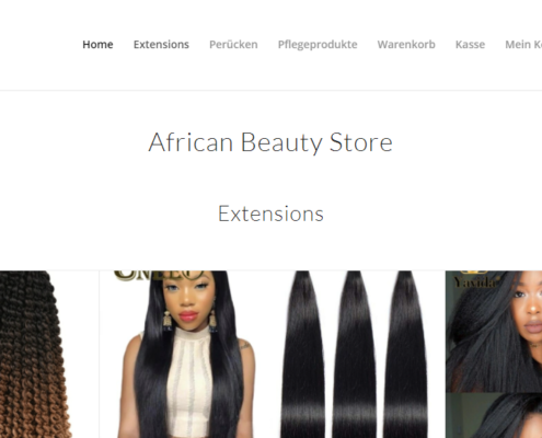 african-beauty-store